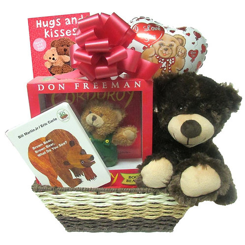Baby Gift Basket, A Special Gift Delivery For New Babies