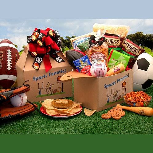 Sports Fanatic Care Package