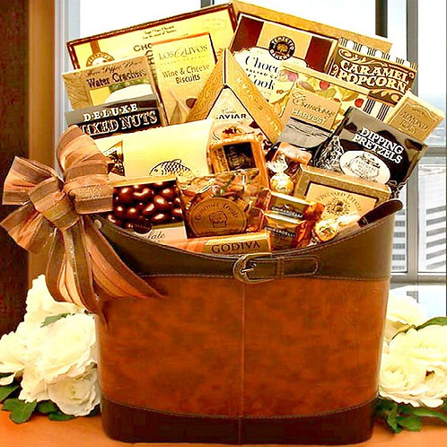 Corporate Occasion, Gourmet Gift Basket