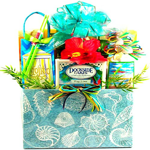 Florida Gift Basket, Tasty Gift From The Sunshine State