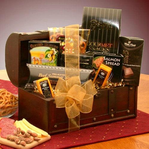 Deluxe Gourmet Gift Chest
