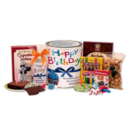 Pop-Up Birthday Party Gift Pail