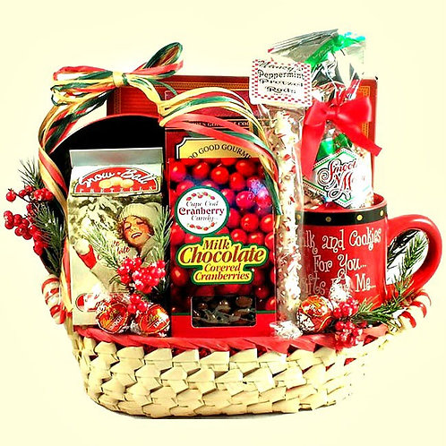 Good Tidings of Joy, Holiday Gift Basket