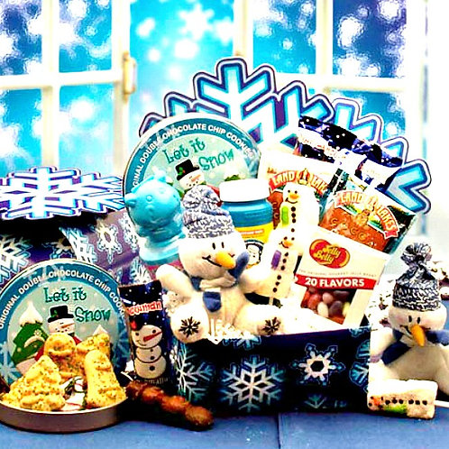 Snowflake Holiday Care Package