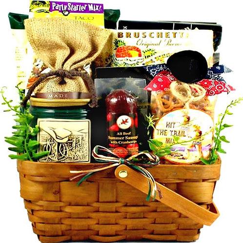 The Duke, Western Themed Gift Basket For Guys, He Will Love It