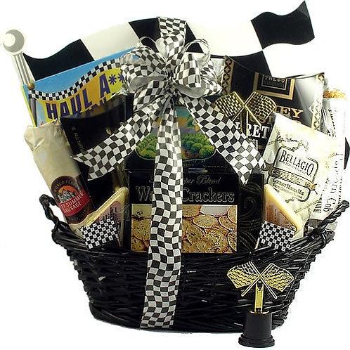 NASCAR Gift Basket