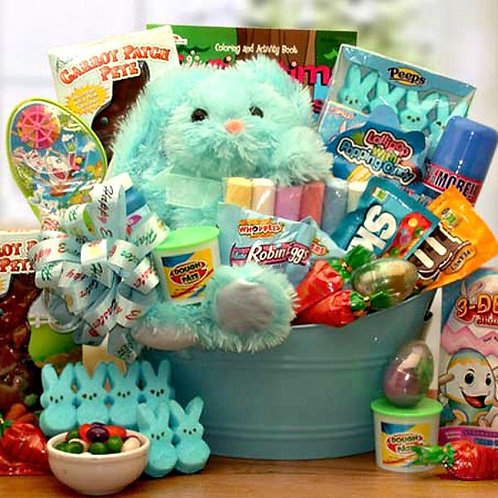 Easter Basket, Bunny Patch Pete