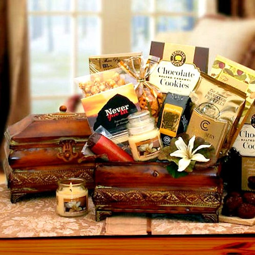 The Gracious Sympathy Gift Chest