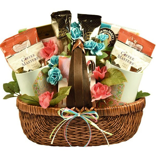 Love Builds A Happy Home, Housewarming Gift Basket