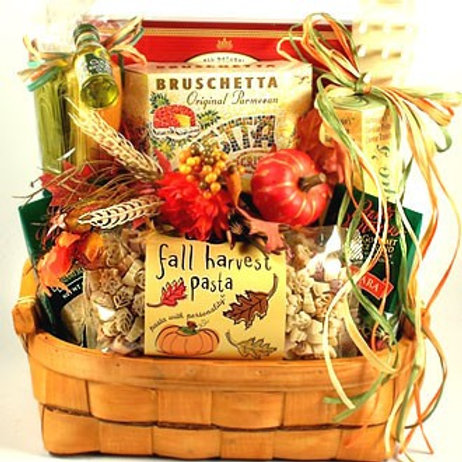 Italian Gourmet Specialty Food Gift Basket They'll Love