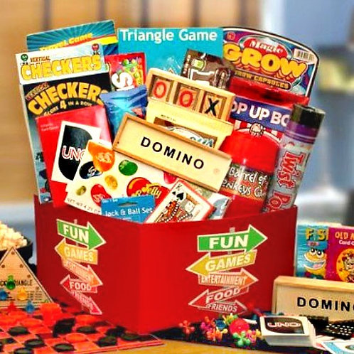 Fun-Filled Gift Box For Kids