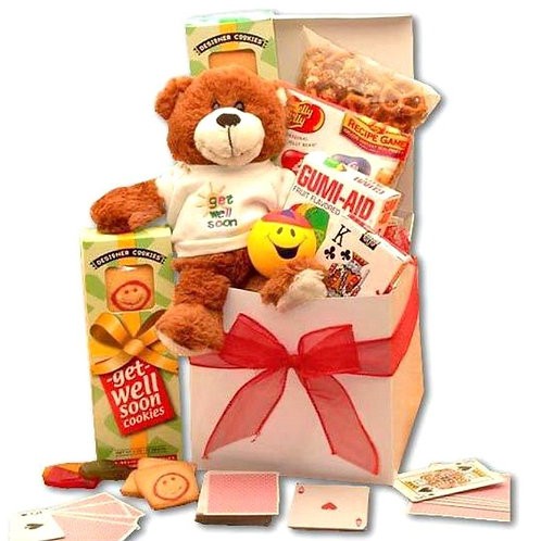 Touch of Sunshine, Get Well Care Package