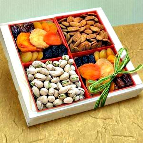 Fruit & Nuts Gift Tray