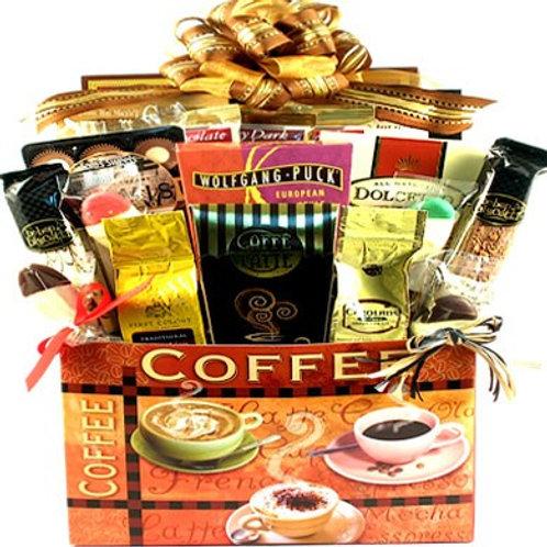 Village CaffÈ, Deluxe Coffee Gift Basket