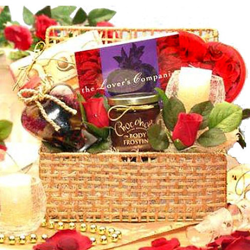 Heart To Heart, Romantic Gift Chest For Lovers