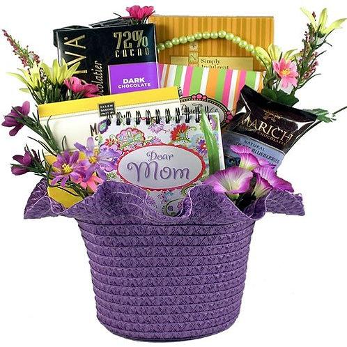 Dearest Mom Gift Basket