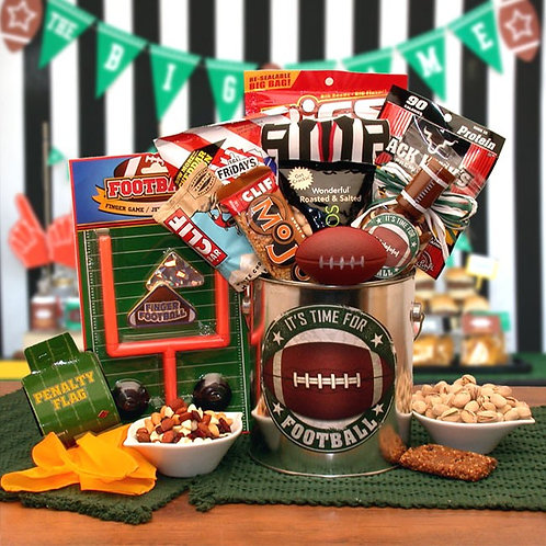 It's Football Time Again, Football Gift Set