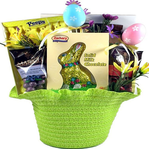Spring Celebration, Easter Gift Basket