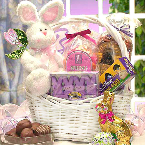 Happy Easter To Somebunny Special, Easter Gift Basket