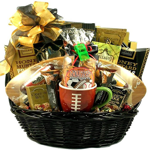 It's Football Season Gift Basket