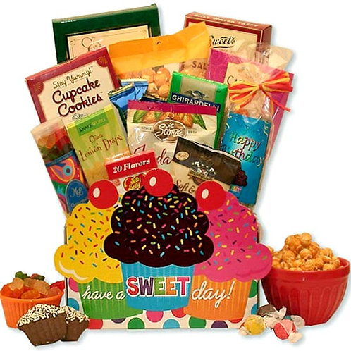 Have A Sweet Birthday, Happy Birthday Gift Box