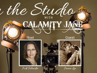 S1:E9 - Jamie Lee is In The Studio With Calamity Jane