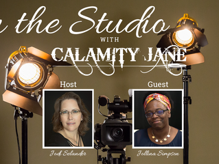 S1:E14 - Jollina Simpson is In The Studio With Calamity Jane