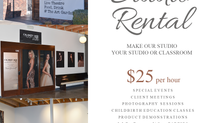 Rent Our Studio