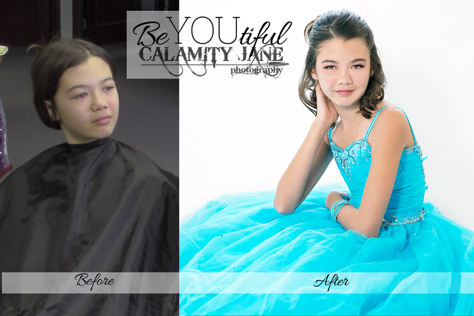 Teen and Tween Makeover Sessions