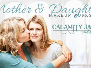 Mother/Daughter Makeup Workshop Wrapup