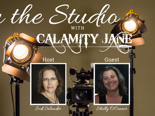 S1:E20 - Dr. Shelly is In the Studio with Calamity Jane