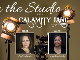 S1:E4 - Cynthia Spirlin is In The Studio with Calamity Jane