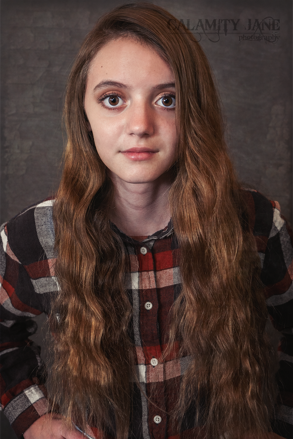 Teen Portrait by Calamity Jane Photography Studio Las Vegas
