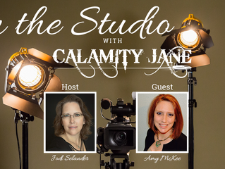 S1:E1 - Amy McKee is In the Studio with Calamity Jane