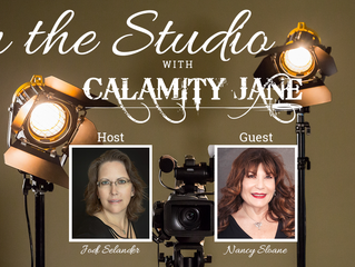 S1:E5 - Nancy Sloane is In The Studio With Calamity Jane
