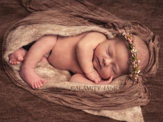 Newborn Photography - Natural Tones - Las Vegas Newborn Photographer