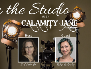 S1:E2 - Robyn Eckersley is In The Studio with Calamity Jane