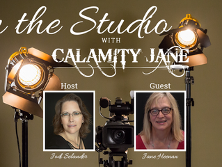 S1:E12 - Jane Heenan is In The Studio With Calamity Jane