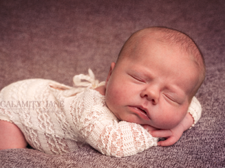 Sweet Aspen - Las Vegas Newborn Photographer