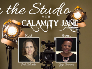 S1:E11 - Gigi Simmons is In The Studio With Calamity Jane