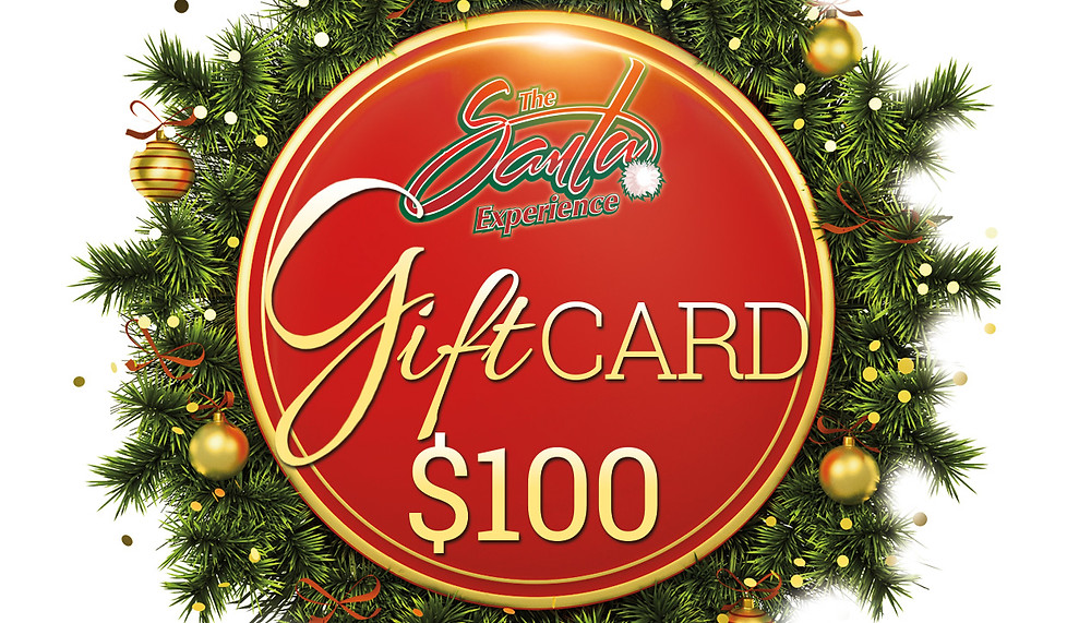 Gift Card for the Las Vegas Santa Experience
