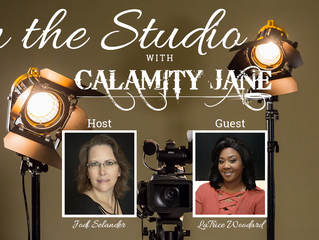 S1:E3 - LaTrice Woodard is In The Studio with Calamity Jane