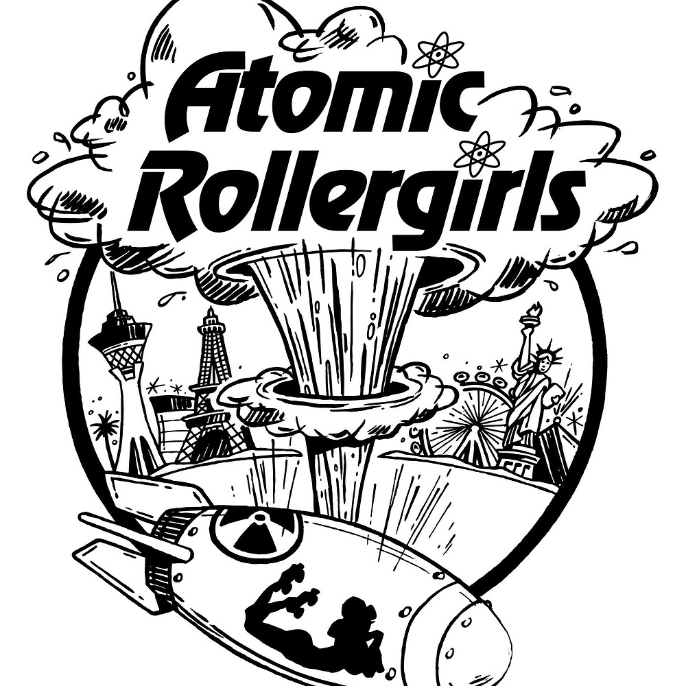 Atomic Rollergirls, roller derby league in Las Vegas