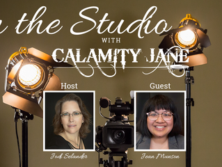 S1:E6 - Jean Munson is In The Studio With Calamity Jane
