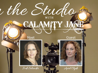 S1:E18 - April Clyde is In the Studio with Calamity Jane