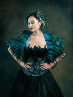 Fierce and Feathered