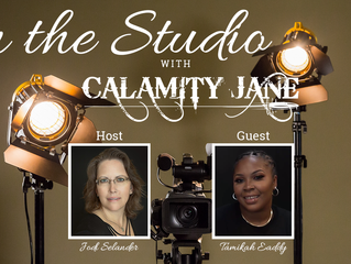 S1:E7 - Tamikah Eaddy is In The Studio With Calamity Jane