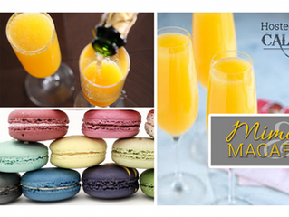 Mimosas & Macarons with Calamity Jane