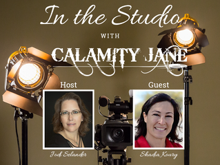 S1:E10 - Dr. Shadia Koury is In The Studio With Calamity Jane