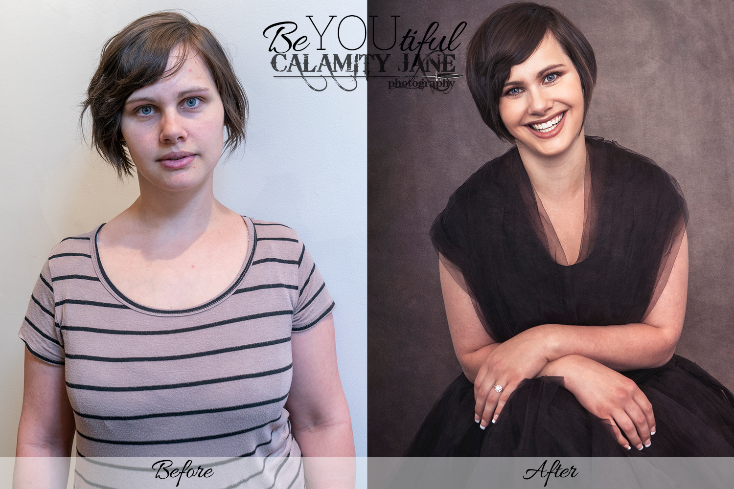 Before and After - Makeover Session
